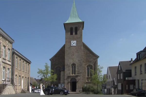 Wir Mochten Heiraten Katholische Hochzeit In Hattingen St Peter